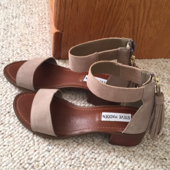 f24a528182b Steve Madden 'Darcie' Ankle Strap Sandals